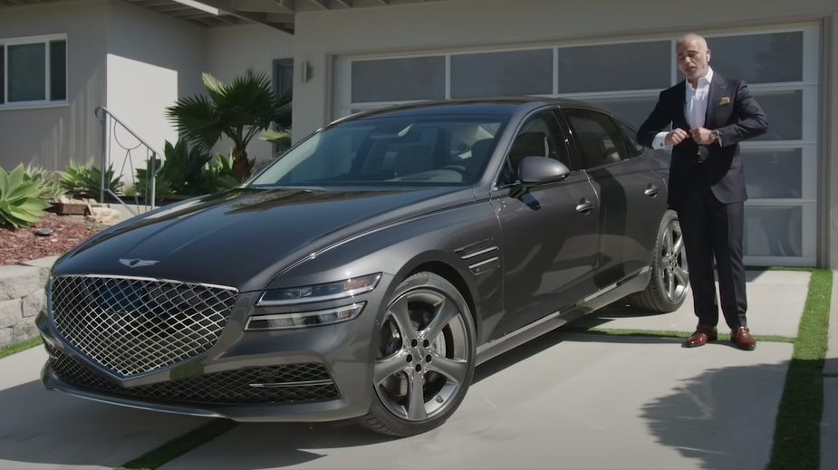 US-spec Genesis G80 Starts at $47,700