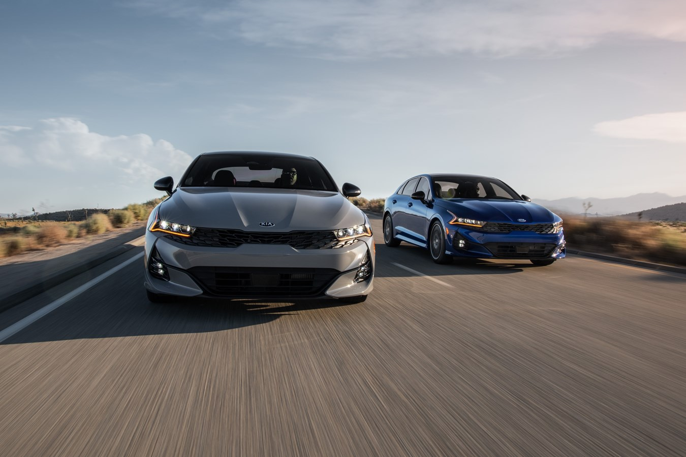 2021 Kia K5 GT and GT-Line Gallery