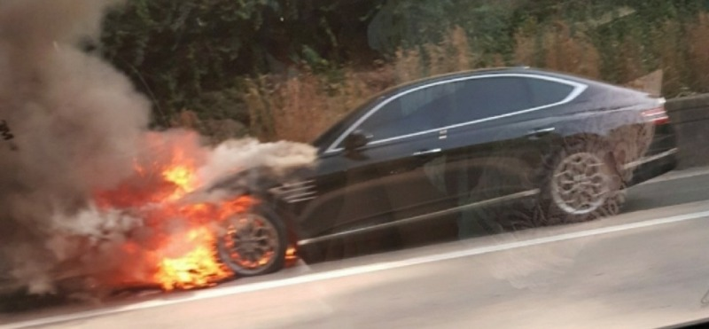 More Information About Genesis G80 Fire Incident