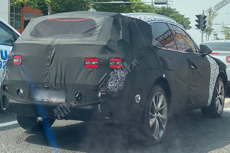 Genesis GV70 Spied, New Details