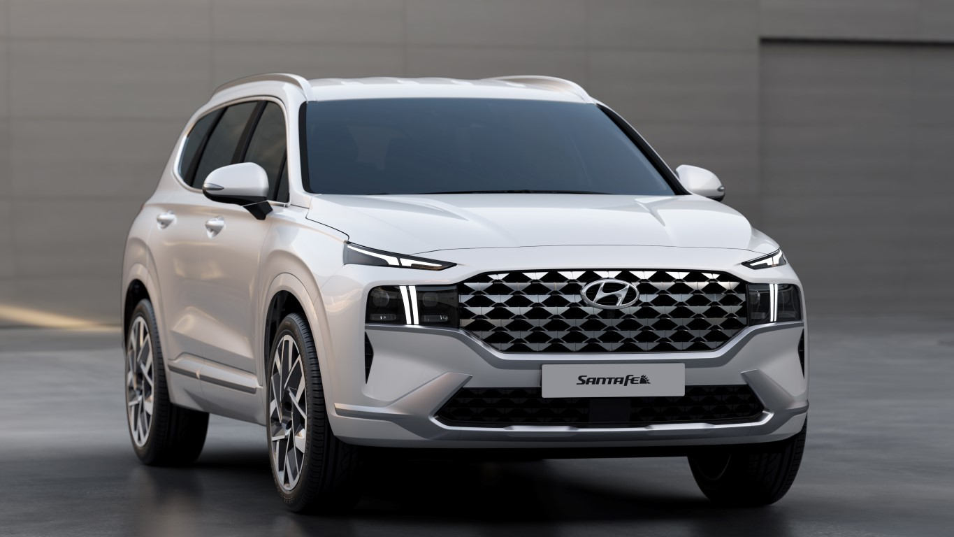 Next-gen Hyundai Santa Fe Might Come Sooner Than Expected
