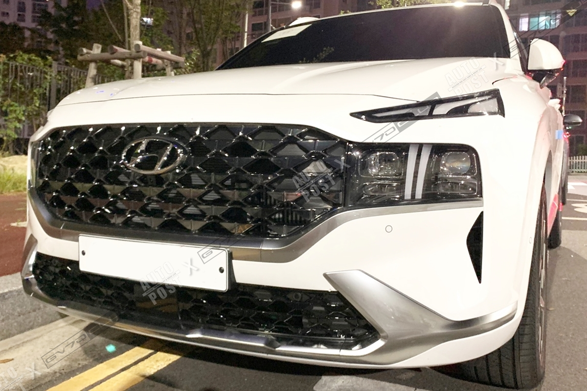 Take a Closer Look into Refreshed Hyundai Santa Fe