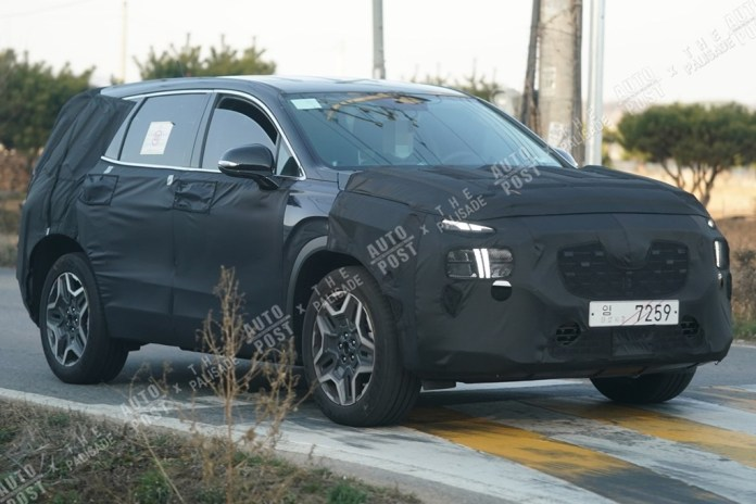 Hyundai Santa Fe Facelift to be Released on June 8th