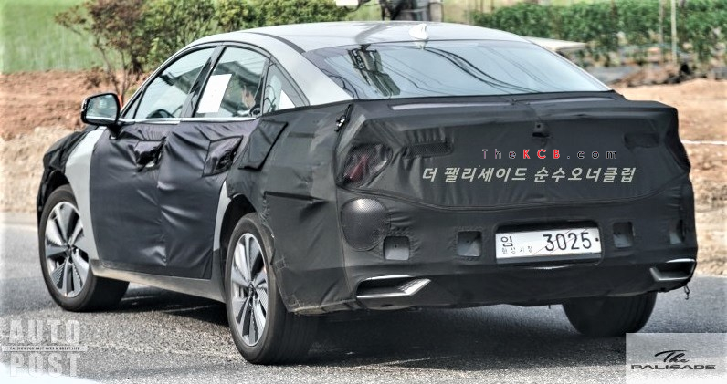 2021 kia k7 spied with futuristic interior  korean car blog