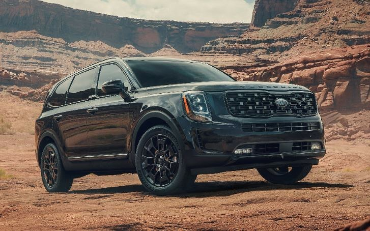 2021 Kia Telluride Changes Come into Focus