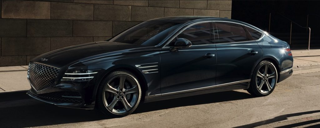 2021 Genesis G80 delayed to Fall 2020 for the US market