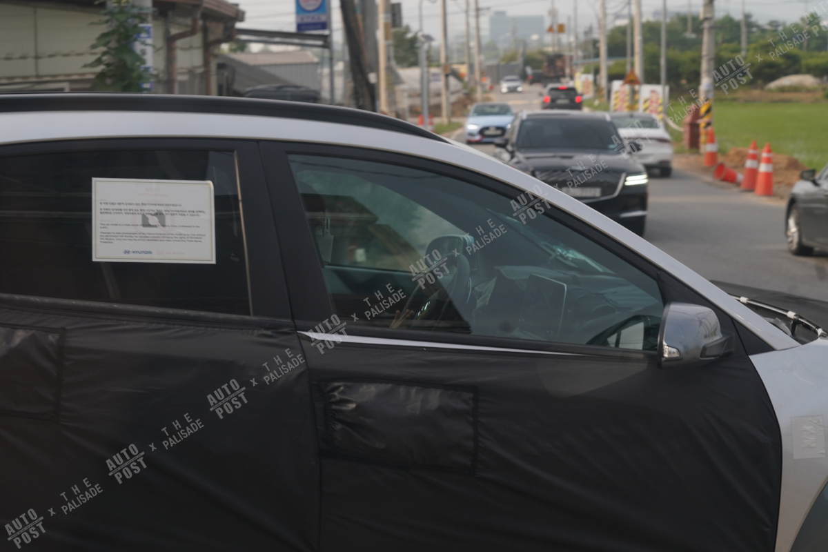 Hyundai Kona N Spied w/ N Steering Wheel & Paddle Shifters, New IT