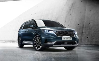 Kia Carnival Received 20,000 Reservations in Two Hours