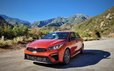 First Drive: 2020 Kia Forte GT 2 with 7-Speed Dual Clutch Transmission