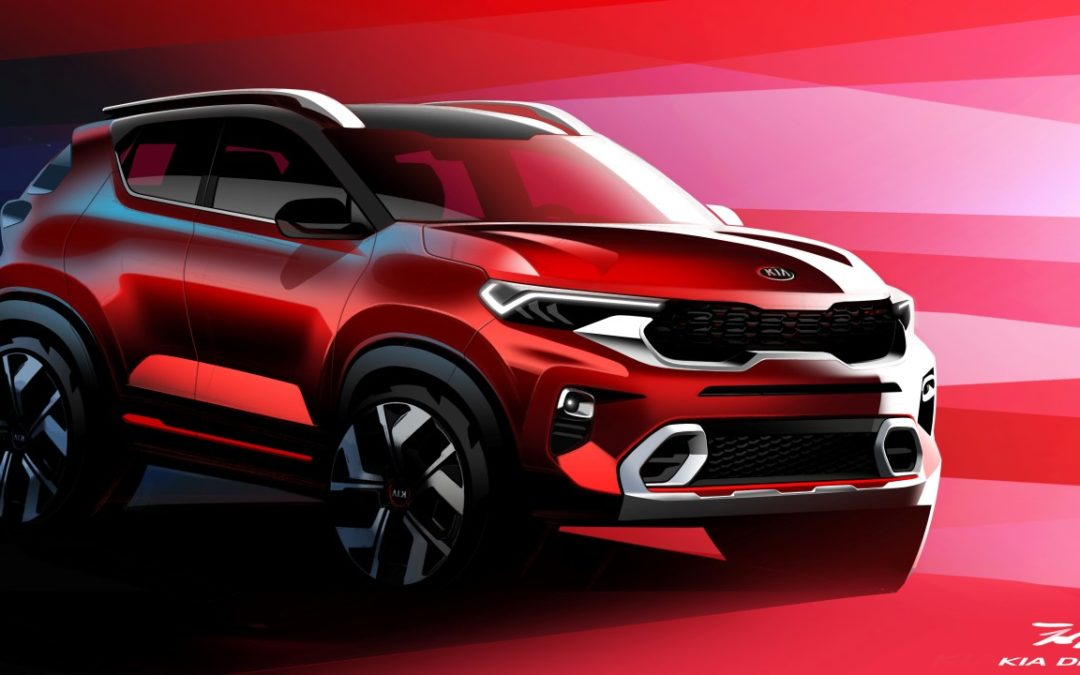 Kia Reveals More Teaser of Sonet Small SUV