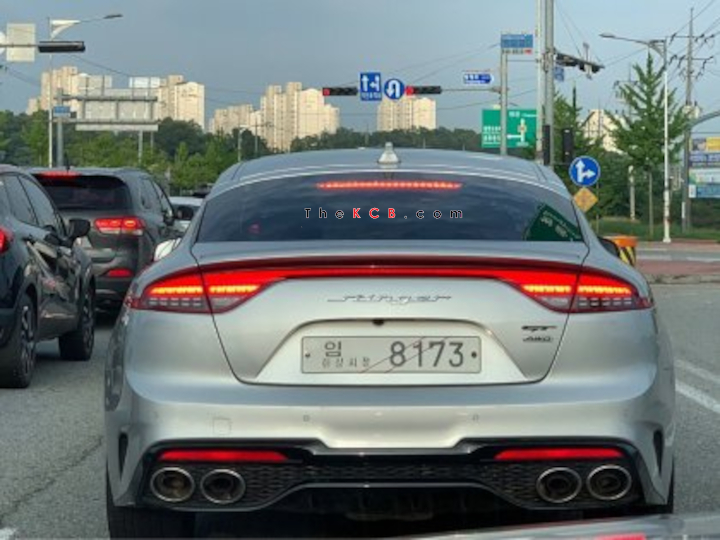 Kia Stinger Facelift Leaked, Listen to New Variable Exhaust!