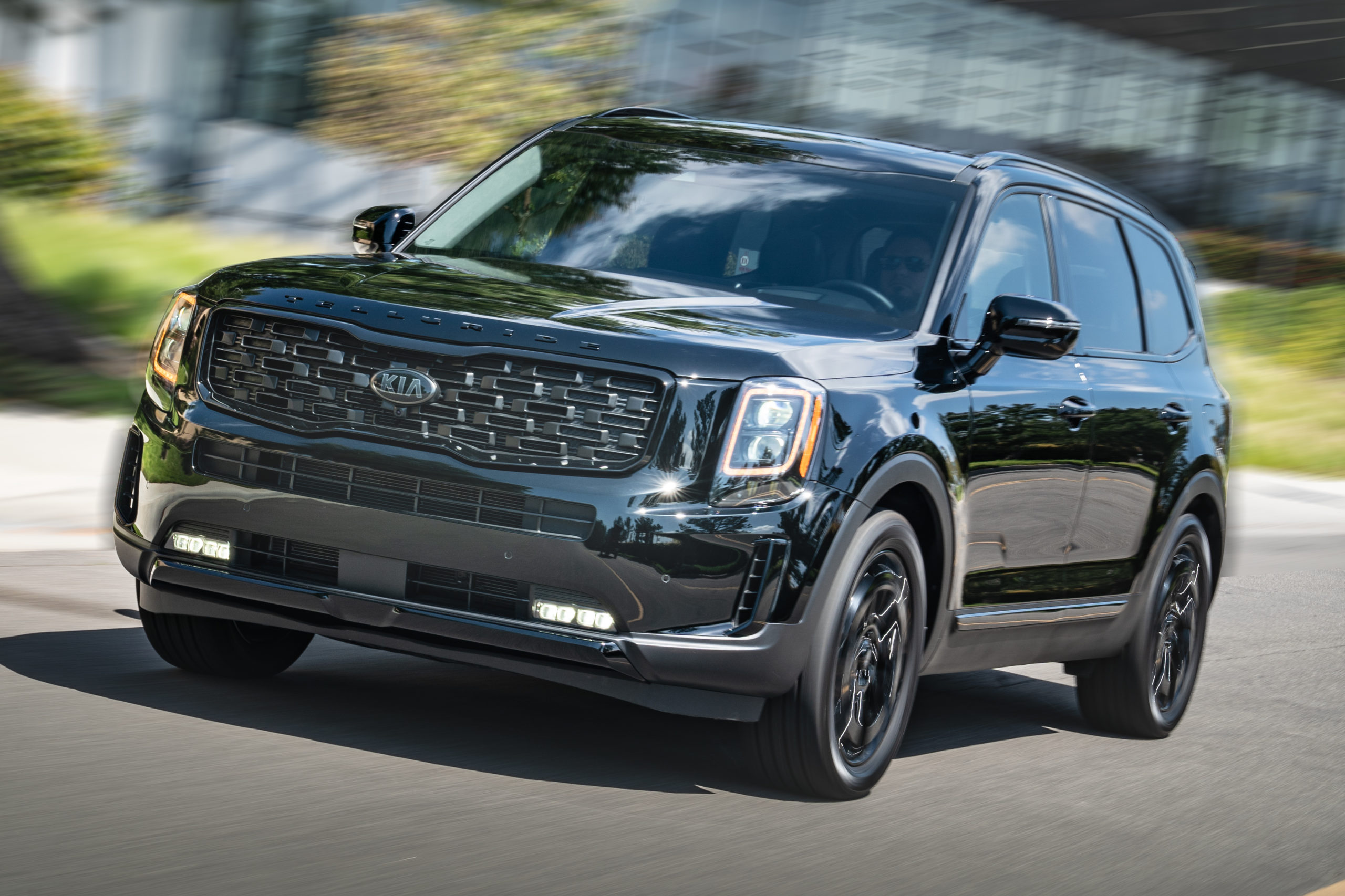 2021 Kia Telluride Nightfall Arrives this Summer