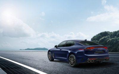 Kia Motors Reveals 2021 Stinger Fastback Facelift