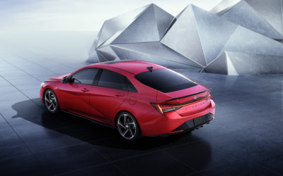 Hyundai Motor Company Launches 2021 Elantra N Line