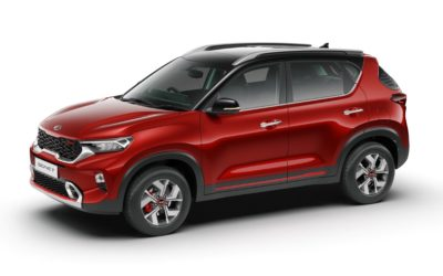 Kia Sonet Finally Unveiled, Check First Official Images