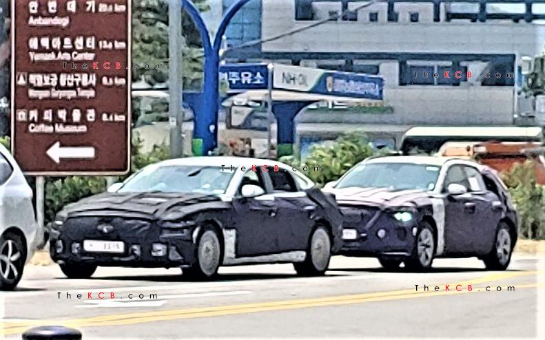 Second Genesis EV Spied, Say Hello to eGV70