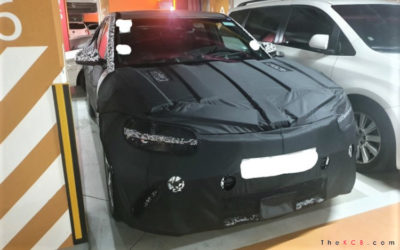 Bespoke Genesis JW EV Crossover Spied for the First Time