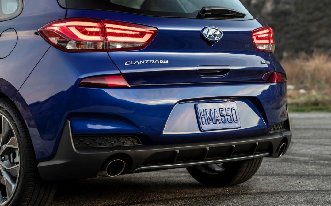 Elantra GT & GT N Line Discontinued from US-market