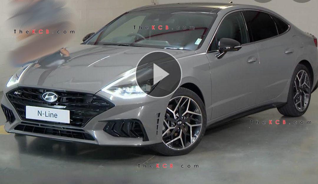 2021 Hyundai Sonata N-Line Leaked