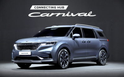Kia Officially Revealed All-New Carnival