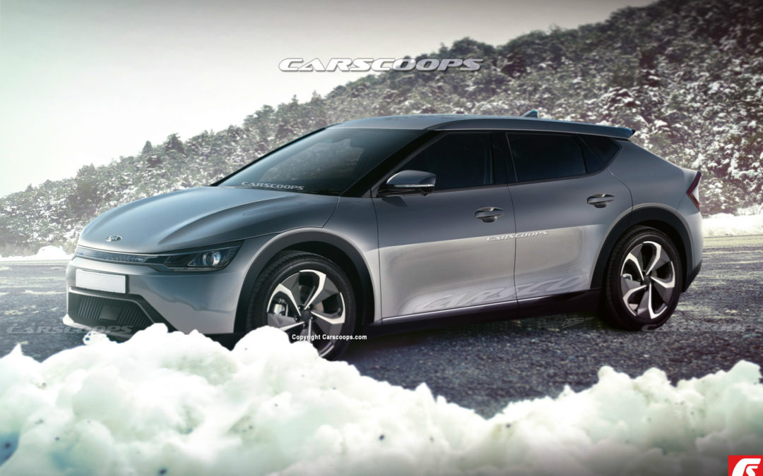 Will Production Ready Kia Futuron Look Like This?