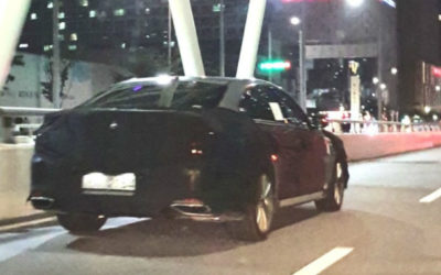 Kia K900 Facelift Spied for the First Time