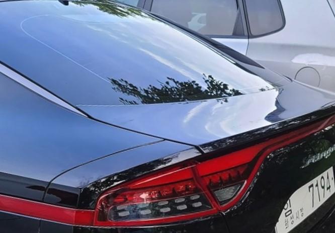 kia stinger facelift undisguised (2)