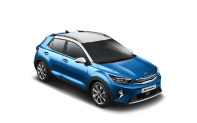 Kia Reveals First Official Images of Stonic Facelift
