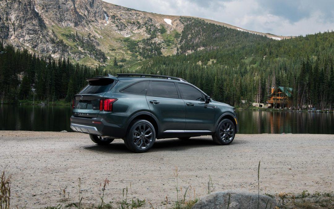 Kia Motors America Announces All-New 2021 Kia Sorento, Sorento Hybrid & Plug-In Hybrid for US Market
