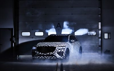 Genesis Officially Teases All-New GV70 (Updated)