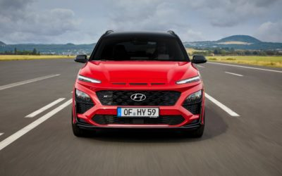 Hyundai Kona N-Line Added to the Line-up