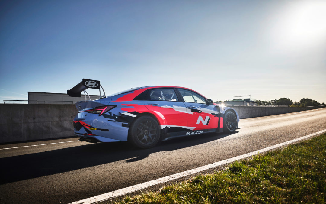 Hyundai Elantra N TCR Set for IMSA Debut with Bryan Herta Autosport