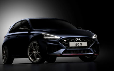 Hyundai Teases i30 N Facelift
