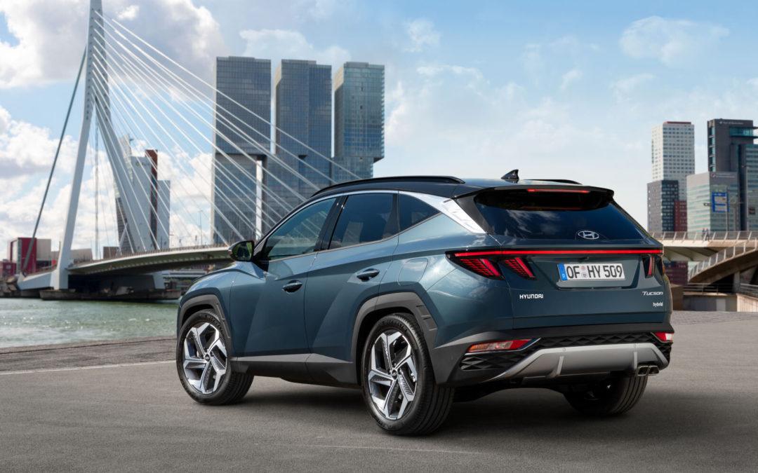 Hyundai Motor Reveals Bold All New Tucson