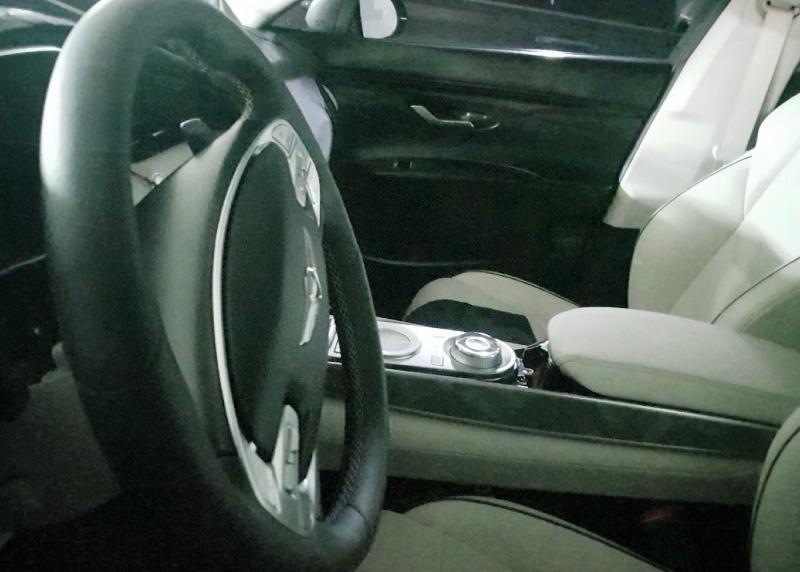 Genesis GV70 Spied w/ Rugby Steering & Rotary Gear Selector