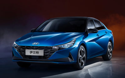Hyundai Released Elantra Chinese Spec w/ Some Differences