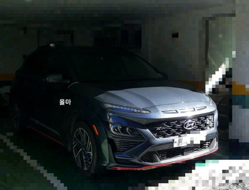 Real-world Hyundai Kona N-Line Pictures