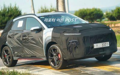 Hyundai Kona N Spied, Debut Still Unkown