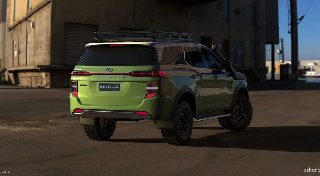 What if Hyundai Launches Terracan Successor?