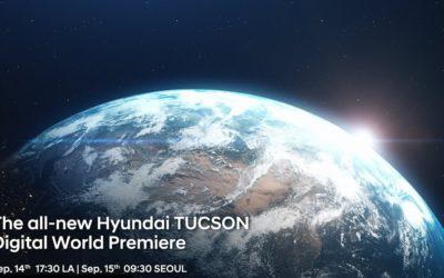 Watch All-New Hyundai Tucson World Premiere