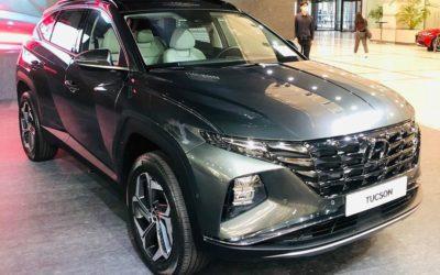 Hyundai Reveals More Details of Euro-spec Tucson