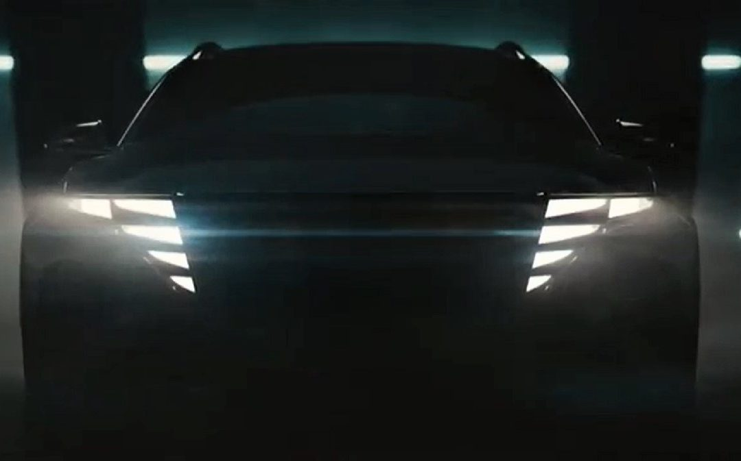 All-New Hyundai Tucson Teased, Debut September 14th
