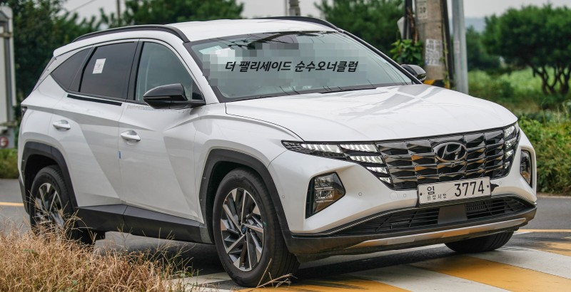 A Bunch of Real-World Pictures of Hyundai Tucson