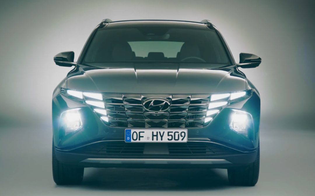 Watch the All-New Hyundai Tucson From Every Angle