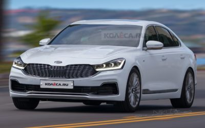 Kia K9 Rendering: Could This Changes Improve Sales?