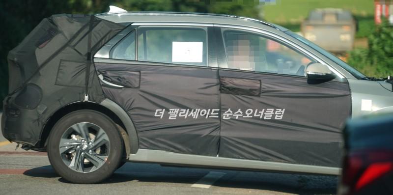 Second Gen Kia Niro Spied Up Close Korean Car Blog