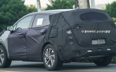Next-gen Kia Sportage to be Released in April 2021