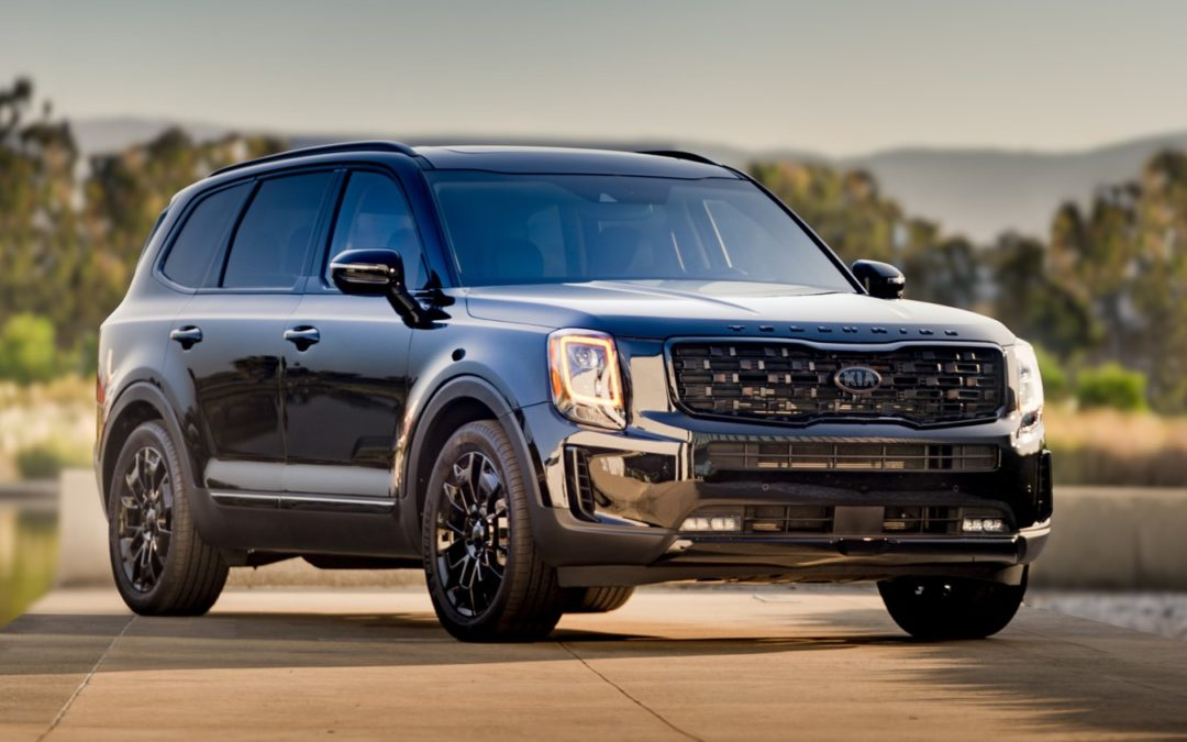 Kia Motors America Announced Record September Sales
