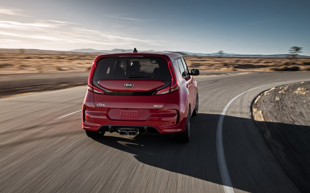 Kia Motors America Removes Many Options In Revised 2021 Kia Soul Lineup