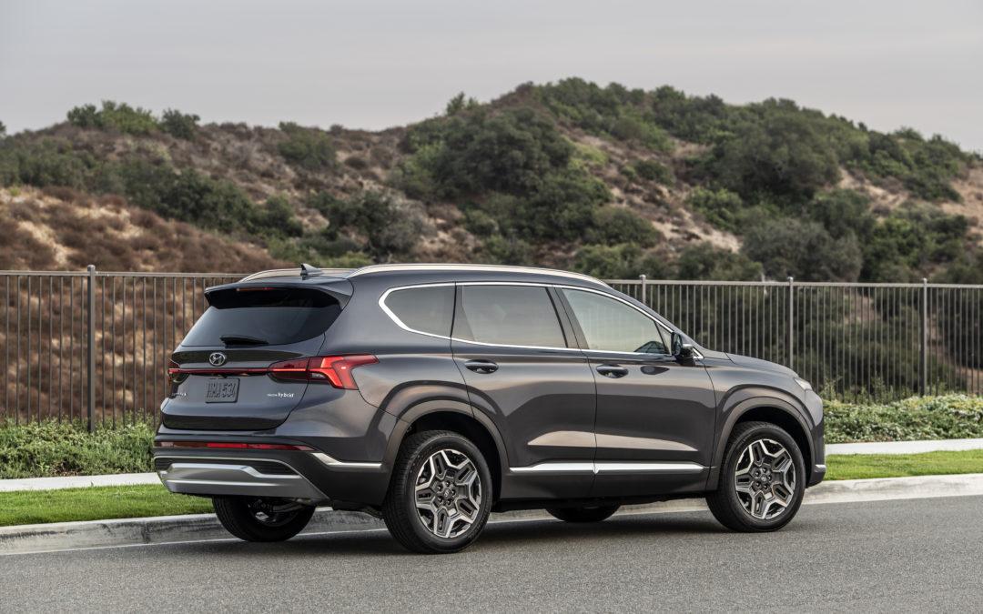 2021 Hyundai Santa Fe Priced, from $26,850